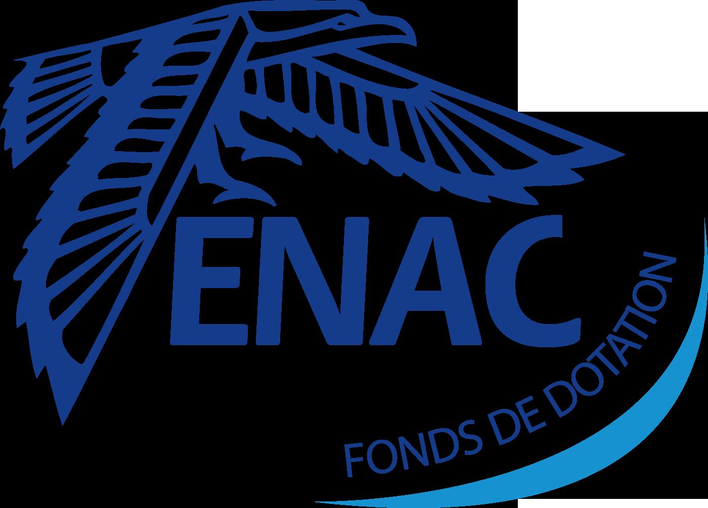 Logo Fonds de dotation ENAC