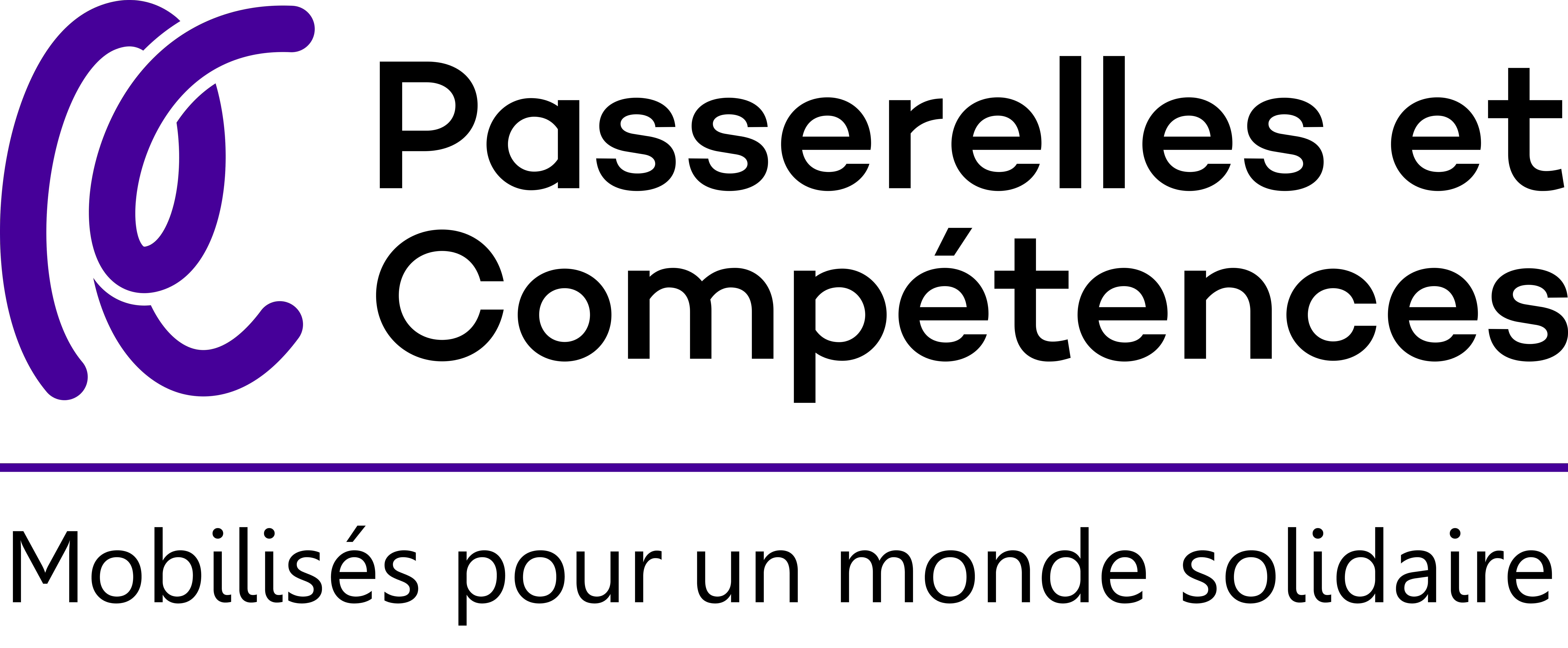 Logo Passerelles et Compétences