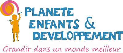 Logo Association Planète Enfants & Développement